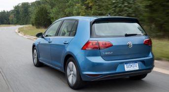 Volkswagen e-Golf Limited Edition – Lançamento nos EUA