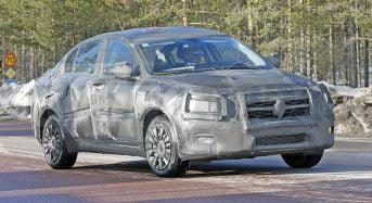 Fiat Linea – Novo modelo foi flagrado na Suécia