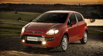 Fiat Punto e Linea 2016 terão nova central multimídia