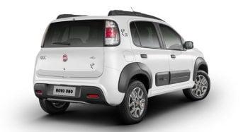 Fiat Uno terá série especial em homenagem ao Rio de Janeiro