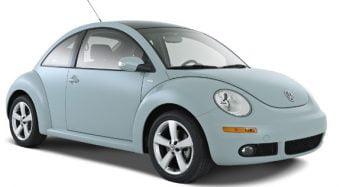 Volkswagen pode parar de fabricar o Fusca
