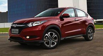 Honda HR-V foi lançado oficialmente no Brasil