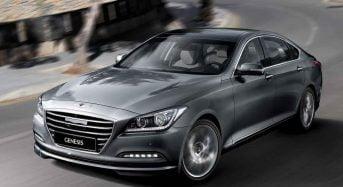 Recall do Hyundai Genesis 2015