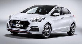 Hyundai i30 Turbo é revelado na Europa