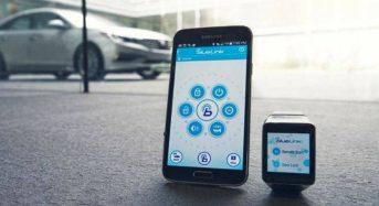 Hyundai – Aplicativo liga o carro através do relógio