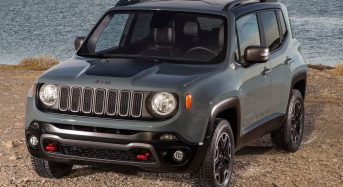 Jeep Renegade – Lançamento do modelo no Brasil