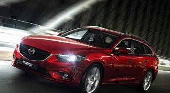 Mazda6 Wagon – Reestilização traz novos detalhes no design