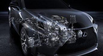 Novo Motor do Lexu 2015 é apresentado