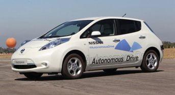 Carro autônomo deve ser lançado por montadoras do Japão