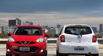 Nissan New March 2015 tem preço a partir de R$ 35.990