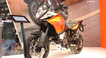 KTM 1190 Adventure é vendida no Brasil por R$ 79 mil