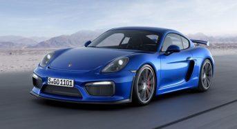 Novo Porsche Cayman GT4 terá preço de R$ 569 mil