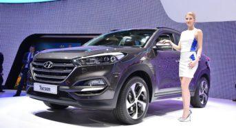 Hyundai Tucson 2016 – Novo modelo flagrado em testes