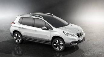Peugeot 2008 começa a ser produzido no Brasil