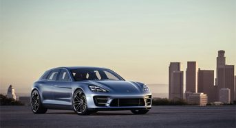 Porsche Panamera – Novo modelo confirmado para 2016