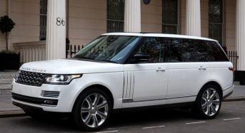 Range Rover Vogue – Modelo de muito luxo chega em Abril