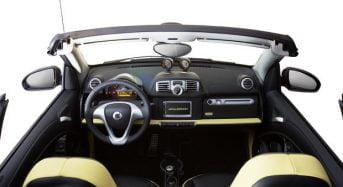 Smart  ForTwo Cabrio Moscot tem edição lançada