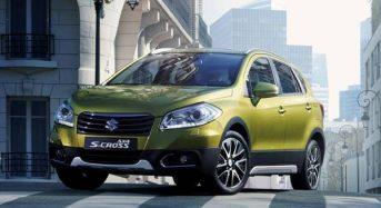 Suzuki SX4 – Segunda geração chega em maio