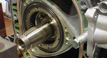 O que é o motor Wankel?