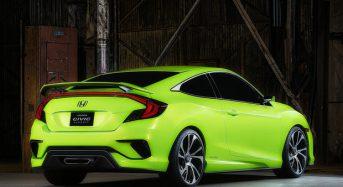 Novo Honda Civic 2016 – Novidades e Lançamento