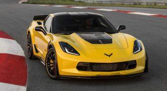 Chevrolet Corvette Z06 C7.R – Novo Carro terá versões Cupê e Conversível