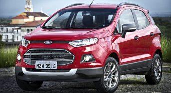 Ford EcoSport Plus 2.0 Powershift – Lançamento no Brasil