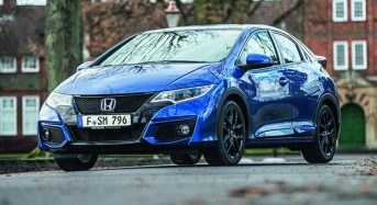 Novo Honda Civic Hatch será produzido na Europa
