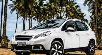 Novo Peugeot 2008 Griffe THP – Lançamento, Preço e Novidades