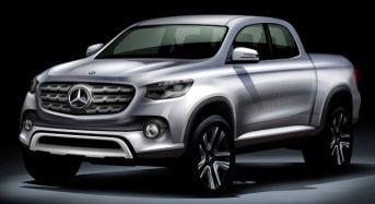 Mercedes-Benz poderá entrar no segmento de Picapes