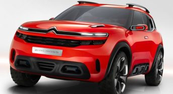 Citroen Aircross – Carro será apresentado no Salão de Xangai
