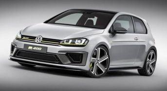Volkswagen Golf R420 deve ser lançado no Salão de Frankfurt 2015