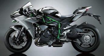 Kawasaki Ninja H2 – Lançamento pelo preço de R$ 120 mil