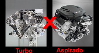 Diferença de um carro aspirado e um turbo alimentado?