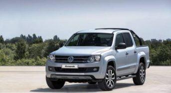 Volkswagen Amarok contará com série limitada