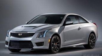 Cadillac terá novo modelo com motor V6 biturbo
