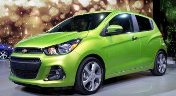 Chevrolet Spark 2016 é lançado com motor 1.4 Ecotec