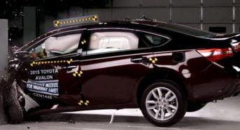Toyota – Modelos terão sistema automático de frenagem