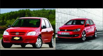 Fim do Celta e Polo – Chevrolet e VW devem encerrar a Produção dos Modelos