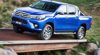 Nova Toyota Hilux 2016 – Picape fica um pouco maior e ganha novo visual