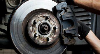 Manutenção dos Freios do Carro – Principais Problemas e Quando Trocar as Peças