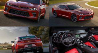 Novo Chevrolet Camaro 2016 – Novidades e Lançamento