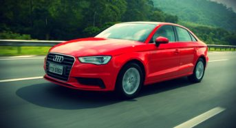 Audi A3 Sedan Flex será fabricado no Brasil