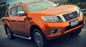 Nova Nissan Frontier é apresentada no Salão de Buenos Aires