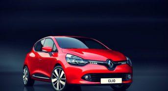 Renault Clio perde estrelas no Teste de Segurança Latin NCAP
