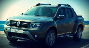 Renault Duster Oroch – Lançamento da Nova Picape no Brasil