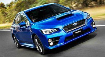 Novo Subaru WRX chega ao Brasil