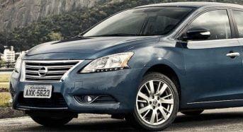 Nissan Sentra 2016 – Lançamento e preço do novo modelo