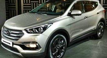 Novo Hyundai Santa Fé 2016 – Lançamento e Novidades do SUV
