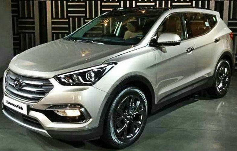 Novo Hyundai Santa F 2016 Lan amento e Novidades do SUV