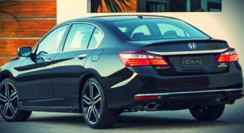 Novo Honda Accord 2016 – Lançamento e Novidades